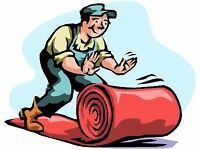 Carpet Fitter available with over 15 years experience ,high quality fitting service for carpet&vinyl