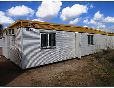 Portable Offices – 3 Rooms