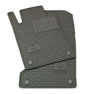 Mercedes benz e class floor mats ebay for Mercedes benz floor mats e350
