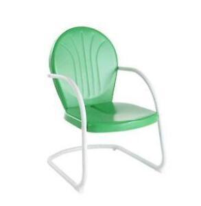 Metal Lawn Chair eBay