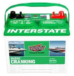 Boat and Personal Watercraft Batteries
