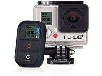 GoPro HERO3+ BLACK Edition with many EXTRAS