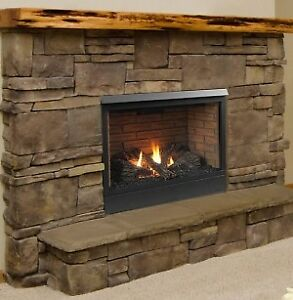 "Majestic 42"" gas fireplace - NEW - Inventory Clearance"