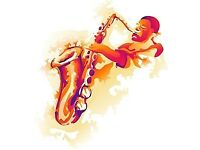 SAXOPHONE LESSONS IN GROUPS FOR ADULT BEGINNERS (FREE USE OF SAXOPHONE DURING LESSONS)