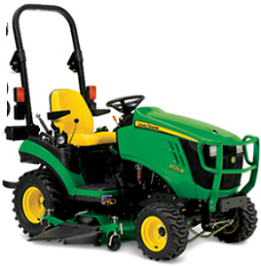 John deere 2032R COMPACT UTILITY TRACTOR  with loader obo