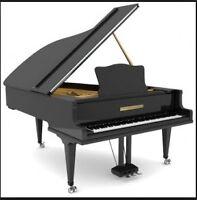 cours de piano à domicile dans Vimont la fin de semaine