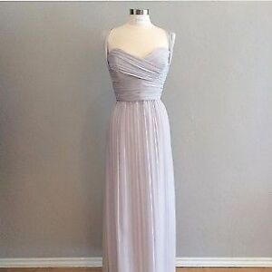 BRAND NEW WITH TAGS AMSALE DRESS - DOVE