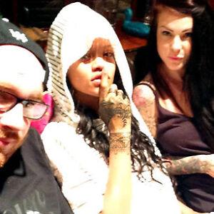 Bridal Henna / Henna body artist / Henna tattoos & custom work!! Windsor Region Ontario image 1