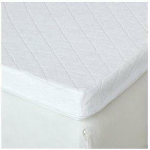 Foam Pads On Iso Cool Memory Foam Mattress Pad With