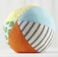 *BRAND NEW* Easy Catch Large Knit Ball from Land of Nod