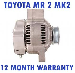TOYOTA MR 2 MK2 MK II 20 16V 1989 1990 1991 1992 1993   2000 RMFD ALTERNATOR