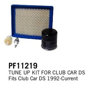 Golf Cart Filter Kits, Tune Up, Yamaha,EZGO,Club Car