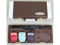 Danelectro pedals & pedal case & power supply & daisy chain & patch leads