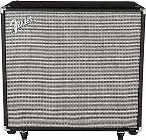 Rumble™ 410 Cabinet (V3), Black/Silver MODEL #: 2270900000  neuf