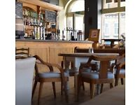 Head Chef required for top class Gastro Pub in Marylebone, West London £40k to £50k