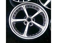 BMW AC SCHNITZER 19 INCH ALLOY WHEEL 5X120 3 5 SERIES