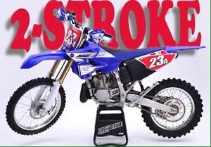 WANTED: 2 stroke dirtbike!