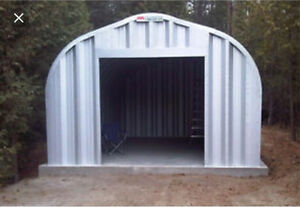 16x18 'A' model Future Steel Building (not actual photo) Kawartha Lakes Peterborough Area image 1