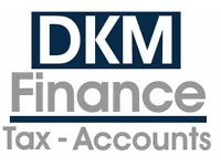 DKM Finance - Tax returns / Accounting / Advice
