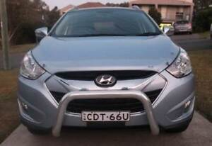 2011 Hyundai IX35 Wagon Charlestown Lake Macquarie Area Preview