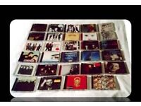 MUSIC CDS - CLASSIC GROUPS - (31 discs) - FOR SALE