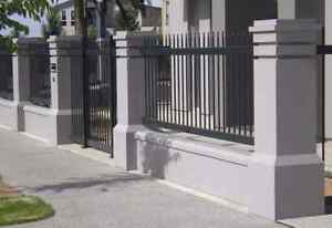 New Concept Pre Cast Fence Pillars and Walling Morley Bayswater Area Preview