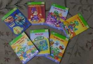 LeapFrog Leap Reader Pen and Books