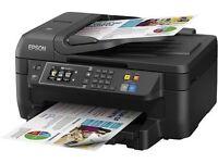 Epson Workforce WF 2660 DWF Colour Multifunctional Printer, Scanner, Copier