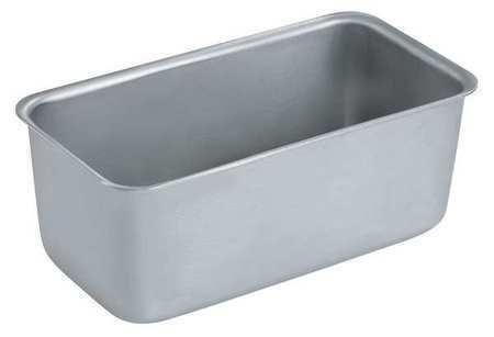 VOLLRATH 5435 Loaf Pan,Aluminum,5 lb.