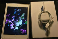 Ipad Mini with Retina 16GB Silver back- EXCELLENT CONDITION