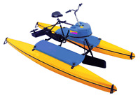 SPRING IS HERE.. Book ONLINE your HYDROBIKE
