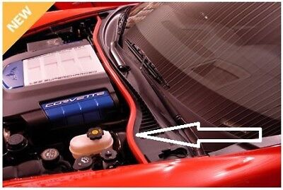 C6 Corvette 2005-2007 Colored Underhood Weatherstripping Kit  - Color Options for sale  Shipping to Canada