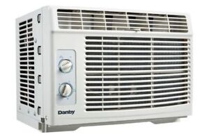 Window Air Conditioners, varying brands and BTU