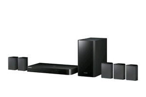 Samsung Home Entertainment System with Smart Blu ray Disc® Playe