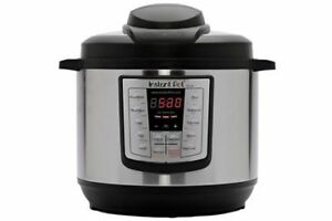 Instant Pot 8 Quart 6-in-1 Multi-Use Pressure Cooker