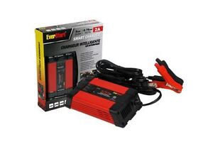 NEW: Everstart 2 Amp Charger , Maintainer
