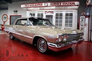 1963-Chevorlet-Impala-SS-409CID-Very-Collectible