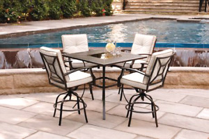 New Patio Set. Delivery available