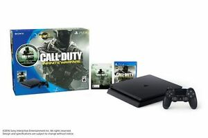 BRAND NEW SEALED PS4 CALL OF DUTY INFINITE WARFARE BUNDLE