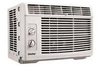GOLD STAR MODEL R0500M 520 WATTS 5050 BTU E-star air conditioner