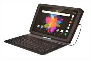 Touchscreen Tablet with keyboard