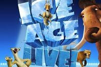 Volunteer at Ice Age on Ice with World Vision in Grand Prairie