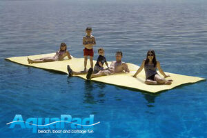 AquaPad, Floating Water Mat, Aqua Lily Pad