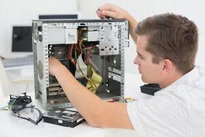 Réparation d'ordinateur à Sherbrooke - Particulier & Entreprise