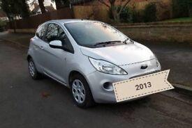 Ford ka 2013 1.2 silver