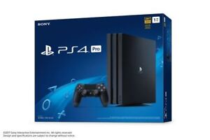 PS4 Pro Brand New In Box