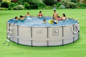 18 feet round pool for sale