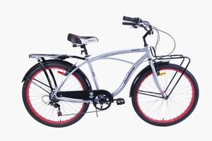 26'' CRUSIER BIKE MENS NEW