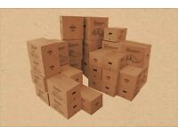 Cardboard Boxes/Packaging for moving please