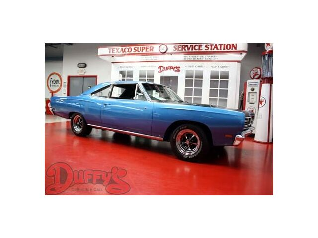 Plymouth : Road Runner 383 AT 1969 Plymouth Road Raunner 383 AT